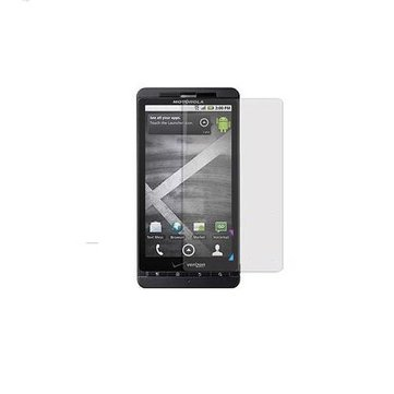 MOTOROLA DROID X MB810 CLEAR SCREEN PROTECTOR