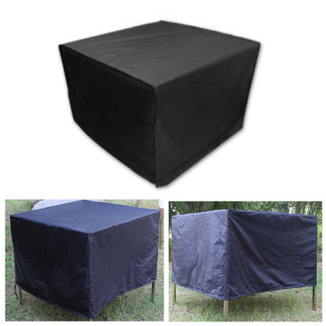 IPRee® 123x123x74cm Outdoor 4 Seater Waterproof Furniture Table Cover Garden Patio Yard