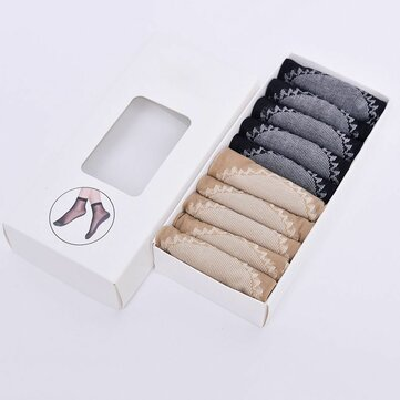 10 Pairs Ultrathin High Sesilience Cotton 10 Pairs Ultrathin