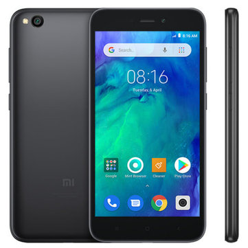 Xiaomi Redmi Go Global Version 5.0 inch 1GB RAM 8GB ROM Snapdragon 425 Quad core 4G Smartphone Smartphones from Mobile Phones & Accessories on banggood.com