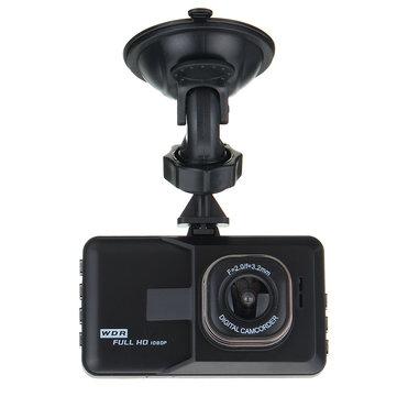 3.0 Inch LCD HD 720P 12MP Car DVR Camera Recorder Camcorder G-sensor Night Vision