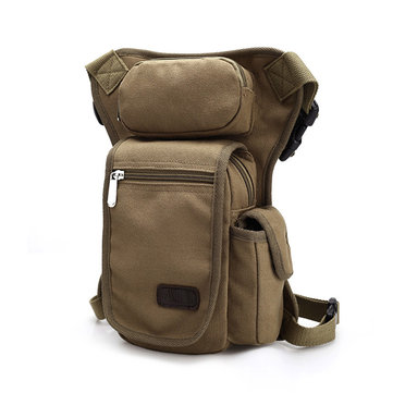 Men Outdoor Multifunctional Leg Bag