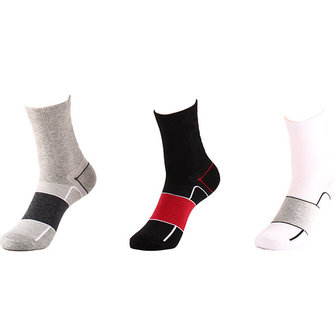 Mens Football Socks Sports Thick Towel Stockings Multicolor Casual Socks