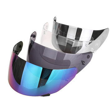 Motorcycle Full Face Helmet Lens Visor Shield Glass For LS2 FF352 FF369 FF351 FF384