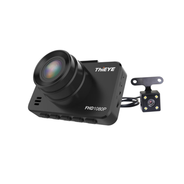 ThiEYE Safeel 3R Dual Lens Dash Camera With Rear View Camera Car DVR