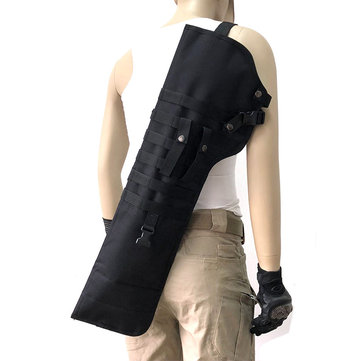 Multifunctional Tactical Scabbard Shotgun Military Case Shoulder Carry Hunting Bag