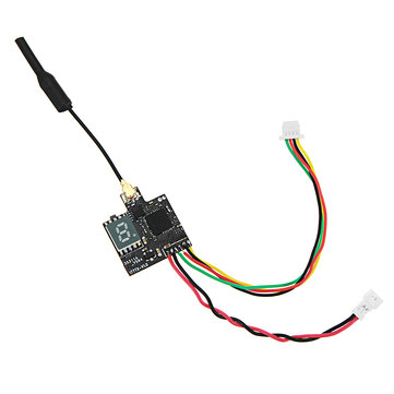 Eachine VTX03S 0/25/50/100/200mw 40CH 5.8G FPV Transmitter With PITmode Smartaudio Function