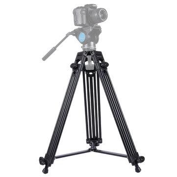 PULUZ PU3003 Professional Heavy Duty อลูมิเนียมอัลลอยด์ ขาตั้ง สำหรับกล้องวิดีโอดิจิตอล SLR กล้อง