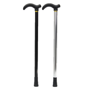 IPRee™ 2-Section Aluminum Folding Walking Climbing Sticks Adjustable Cane Ergonomical Handle 29-35Inch