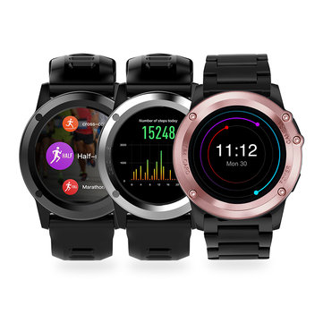 Bakeey H1-JM01 3G WiFi SIM Call GPS Heart Rate Sleep Monitor Tracker Pedometer Phone Smart Watch