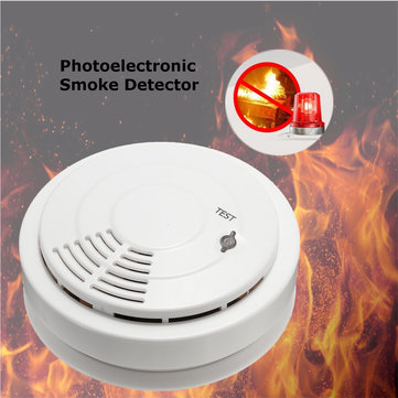 LED Carbon Monoxide Tester Poisoning Smoke Gas Sensor Alarm Warning Detector