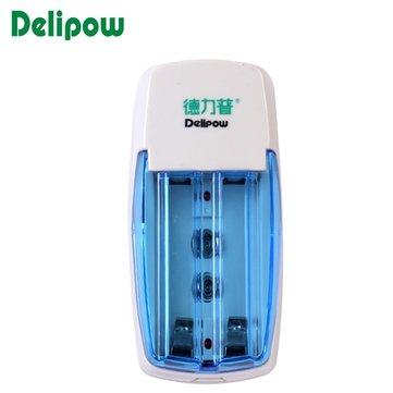 デリポウDLP-001 9V AA / AAAバッテリー充電式充電器