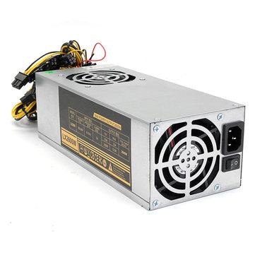 2200W/2400W/2600W Mining Power Supply Power Mining Machine Mining Rig For S7 S9 L3+ D3 E9 T9 R4