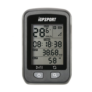 iGPSPORT iGS20E Wireless Bike Computer