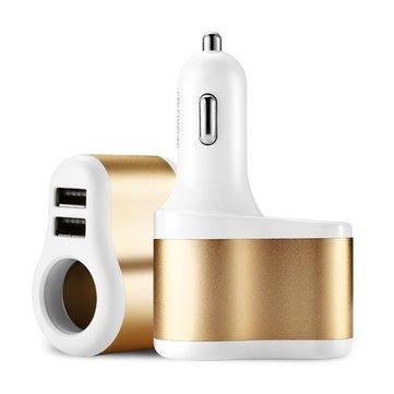Jouroom C-M305 3.1A sigaro del Socket caricabatteria da auto per iPad iPhone Samsung Huawei Xiaomi
