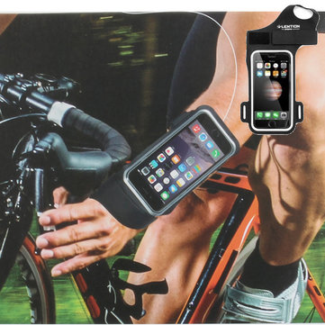 LENTION Universal Waterproof Motorcycle Touch-screen Single Bag Waist Cell Phone Pouch