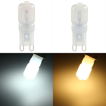 G9 3W 14 SMD 2835 LED Warm White White Light Lamp Bulb AC110V/220V