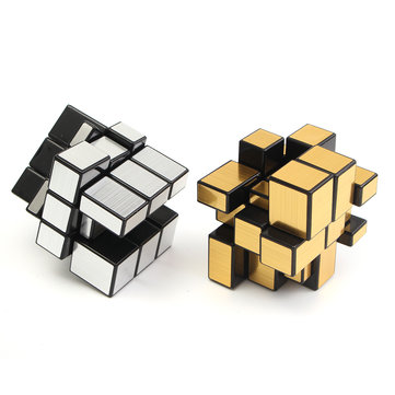 3x3x3 Mirror Magic Speed Cube Ultra-smooth Professional Puzzle Twist Toy Gift