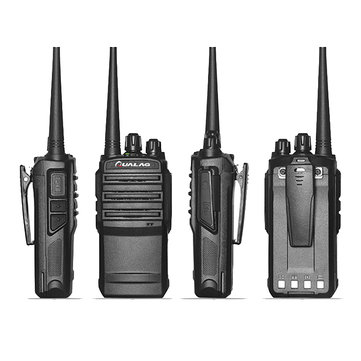 QUALAG GP9900S 16 Channels 400-480MHz 2-15KM 7600mAh Battery Two Way Handheld Radio Walkie Talkie