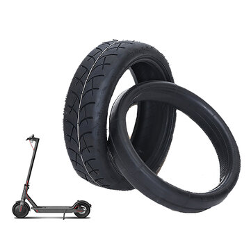 BIKIGHT 8 1/2 X 2 Thicken Non-slip Scooter Tire for Xiaomi Mijia M365 Electric Scooter Outer Inner Tyre
