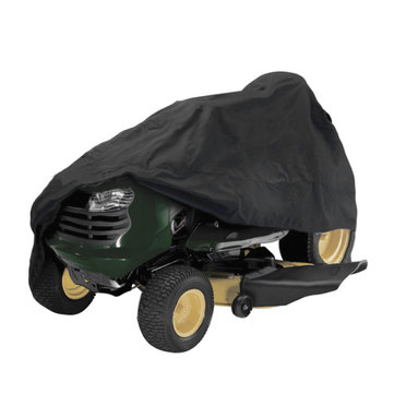 54inch Tractor Cover Garden Yard Riding Mower Lawn Tractor Cover Protection Black