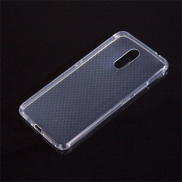 Origianl Clear Transparent Soft TPU Anti-slip Drop-resistance Back Case For Ulefone Gemini