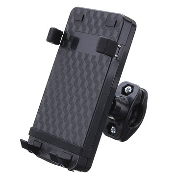 Universal Motorcycle USB Charging Mount GPS Phone Cradle Stand Holder Bracket