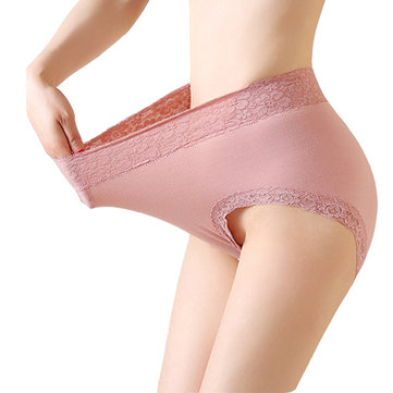 Pure Cotton Super Elastic Panties