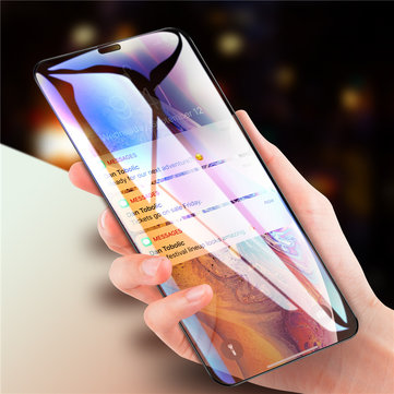 Bakeey 9D Curved Edge Tempered Glass Screen Protector For iPhone XR 0.23mm Scratch Resistant Film