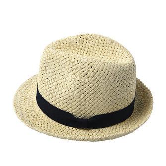 LYZA Women Sunscreen Straw Hat Outdoor Travel Elegant Breathable Beach Caps