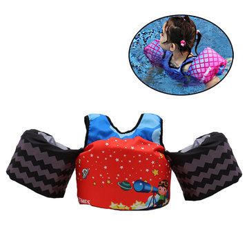 3-7Ages Baby Arm Float Safety Inflatable Arm Swimming Ring Children's Swim Traning