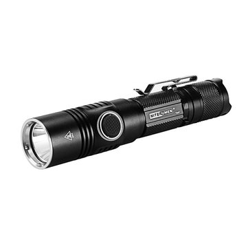 NITENUMEN TA01 XP-L V5 1060LM Rechargeable EDC LED Flashlight 18650