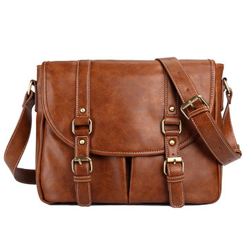 Men Vintage Messenger Bag