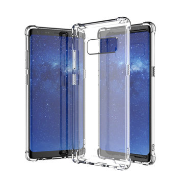 Bakeey™ Air Bag Transparent Soft TPU Case for Samsung Galaxy Note 8