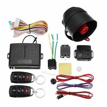 Universal Car Alarm System Auto Door Remote Central Control Lock Locking Keyless Entry System