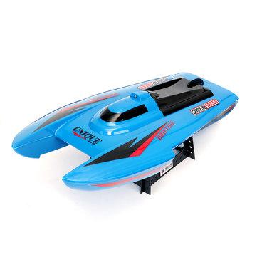 CT3352 39.5CM 27 40MHZ 3CH Rc barco Super Red Blue Super Toy con función de eliminación de agua
