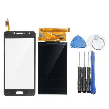 LCD Display Screen Digitizer Assembly + Tools for Samsung Galaxy On5 G550T