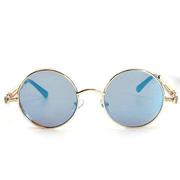 Vintage Polarized Steampunk Retro Sunglasses
