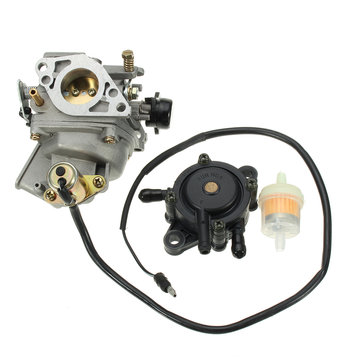 Carburetor Fuel Pump Gas Air Filter For Honda GX620 20HP GX610 18HP Mower Engine