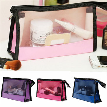 4 Colors Multifunctional Travel Cosmetic Bag Makeup Case Wash Organizer Storage Pouch