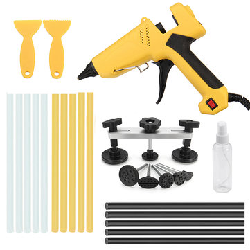 Paintless Auto Body Dent Repair Hail Removal Bridge Puller Glue Gun PDR Tools