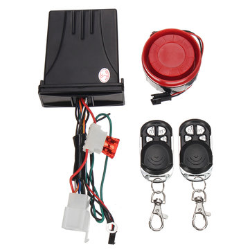Universal Motorcycle Motor Bike Quality Anti Theft Security Alarms Immobiliser