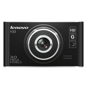 Lenovo V33 Full HD 1080P Car DVR Camera 3.0 Mega Pixels G-Sensor