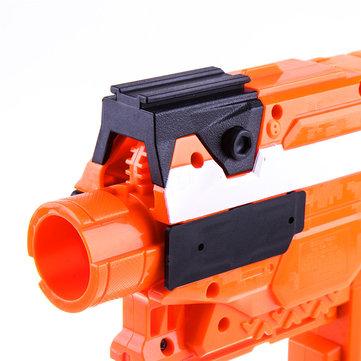 TRAVAILLEUR Jouet Jouets en plastique Adaptateur de rails Haut et côtés avant pour Nerf STRYFE Modify Toy Accessory