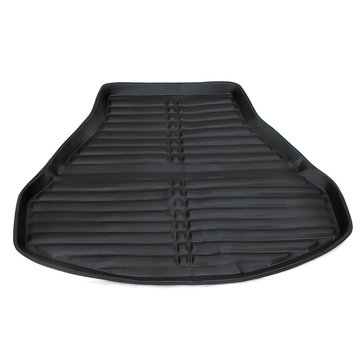 Polyethylene Car Rear Boot Trunk Cargo Dent Floor Protector Mat Tray for Honda Accord 2017-2018