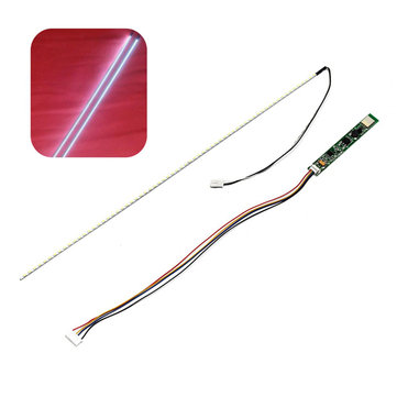 330mm LED Backlight Rigid Strip Kit Update 7''-15.4'' CCFL LCD Screen Laptop Monitor DC9-25V