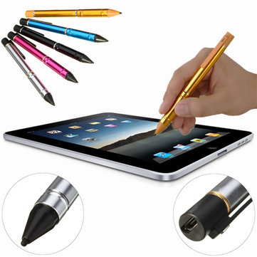 2.3mm Active Capacitance Stylus Pen Drawing Pencil For iPad Tablet Smartphone