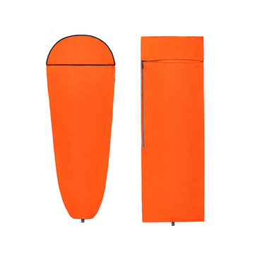 Naturehike NH17N004-D Portable Thermorlite Sleeping Bag Liner Envelope Mummy Camp Travel Bed Sheet