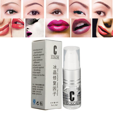Repair Factor Repairing Vitamin Recovery Essence For Micro Blading Eyebrow Lips Eyeliner Tattoo