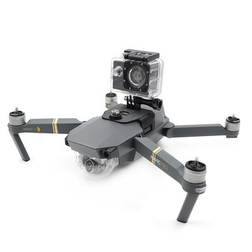 Gopro Camera Mount Holder Fixed Stand 3D Printed Support For DJI Mavic Pro RC Drone Spare Parts